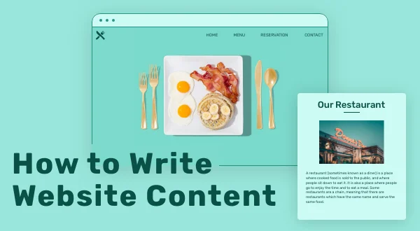 How To Write Website Content: Top 6 Do's And Don'ts