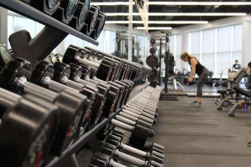 FITNESS CLUB CLEANING