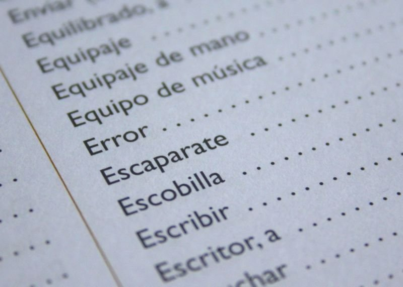 About our Spanish lessons