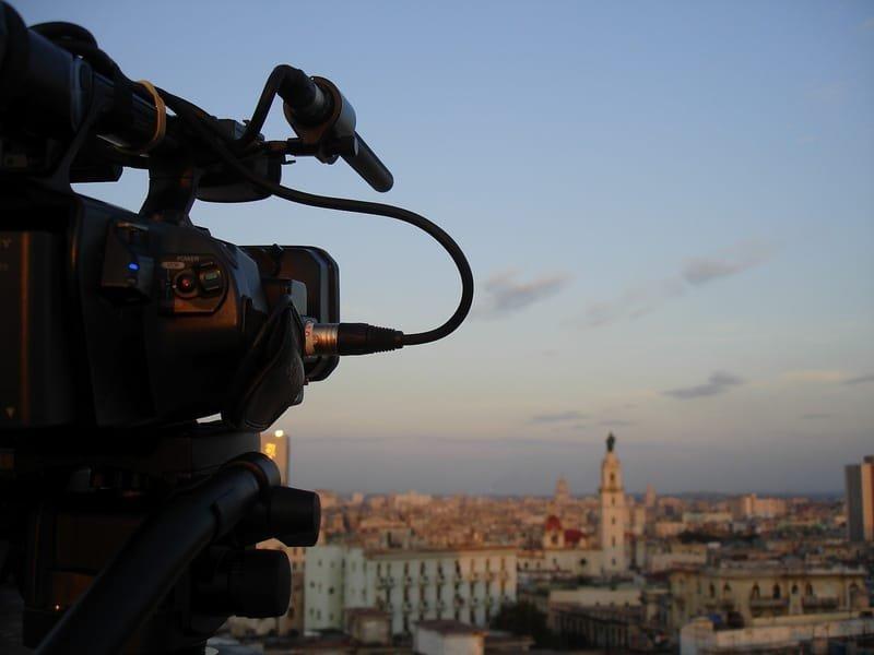 Riprese con drone per documentari