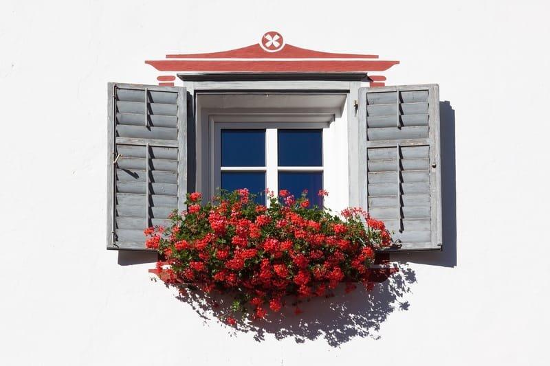 Interior Shutters & Exteriors shutters