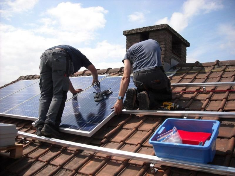 Solar panels and inverter backup systems