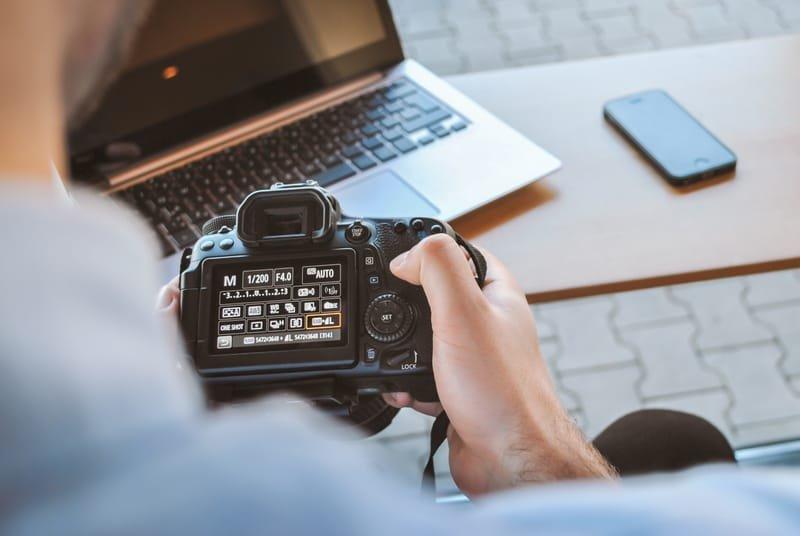 Diseño gráfico y fotografía digital