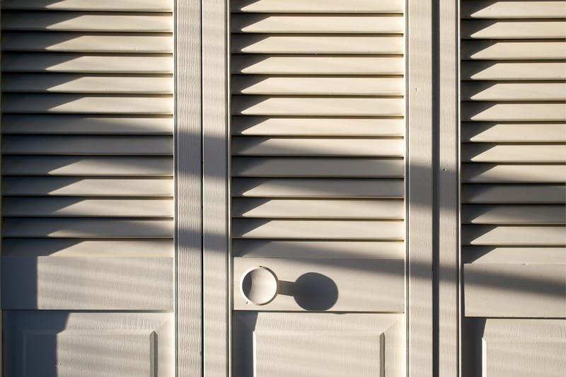 Door Closet installation
