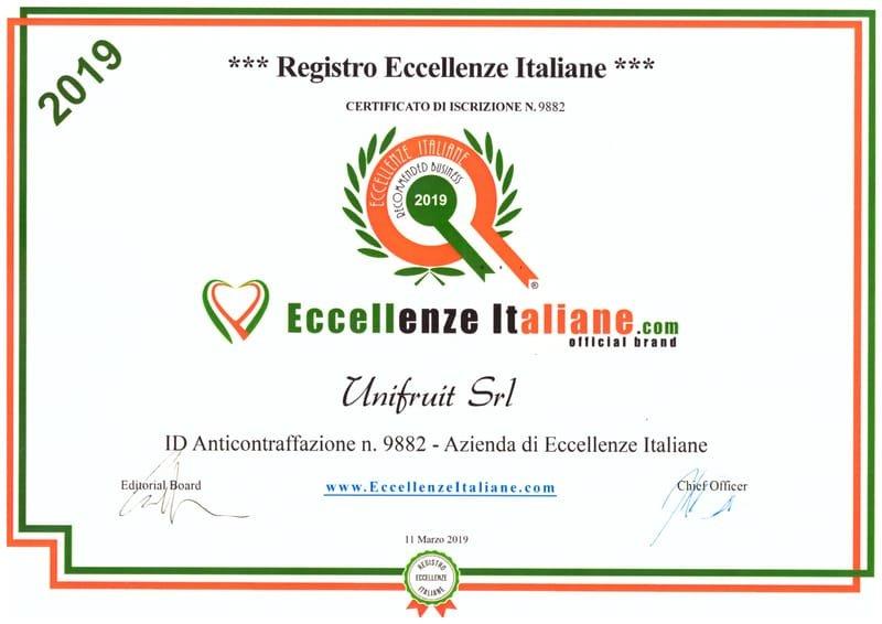 Eccellenze Italiane - Made in Italy