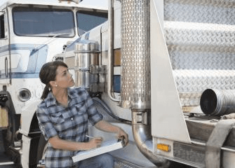 Heavy and tractor-trailer truck drivers