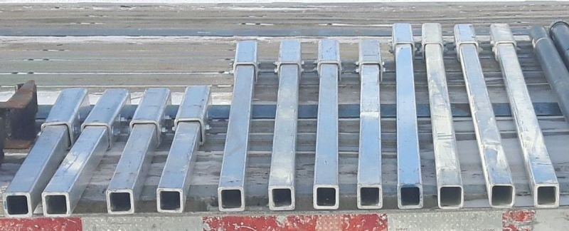 12 X Uprights