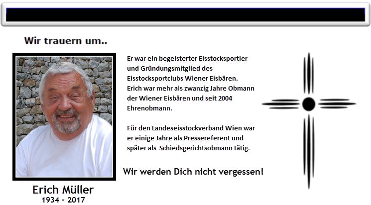 Erich Müller - ESC Wiener Eisbären