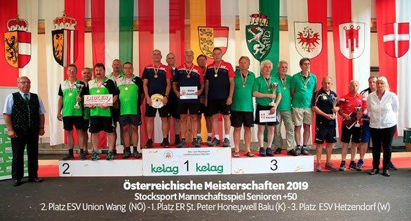 ÖM Senioren 2019
