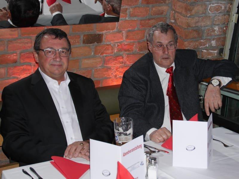 Heinz Hummel + Wolfgang Prinz