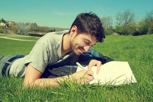 Help for young adults with problems writing
