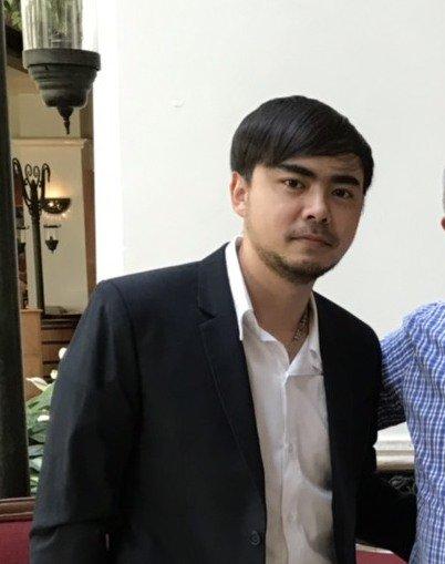 """Mr. Panupong (""""Aun"""")"""