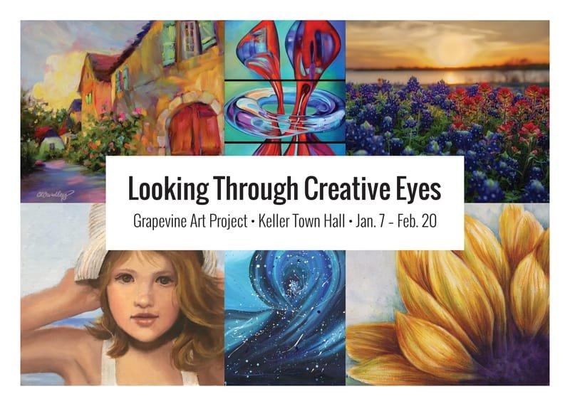 Looking Thru Creative Eyes
