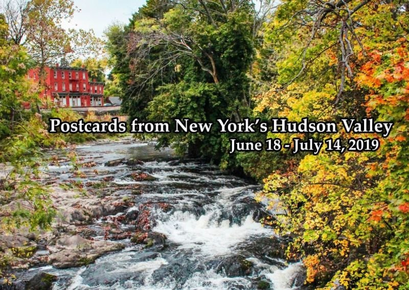 Post Cards from New York's Hudson Valley-KC Hulsman
