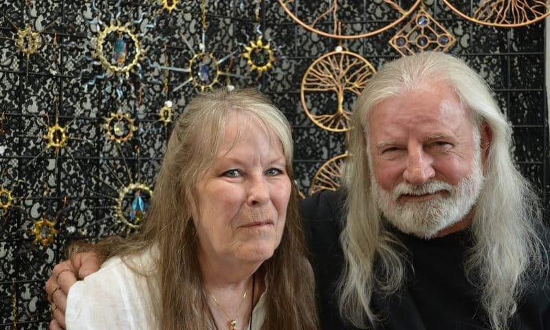 Voyage Dallas Article on Gwen and Keith Albee
