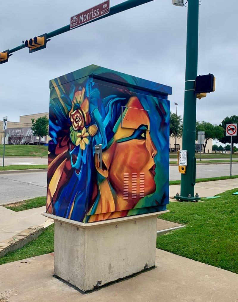Yvonne Gambino Work Displayed