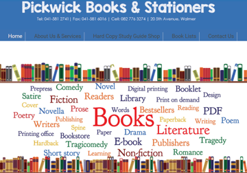 Pickwick Books & Stationers
