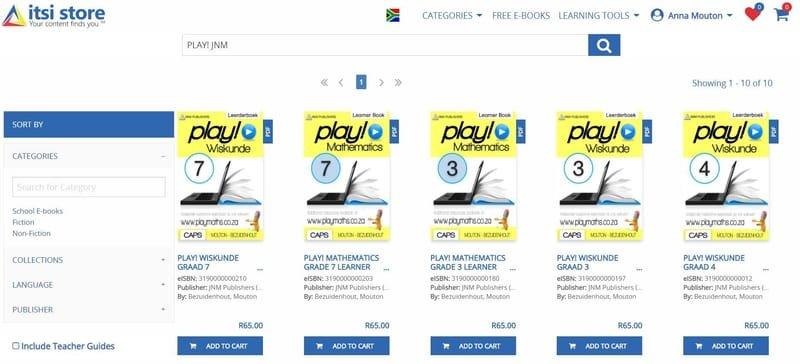 PDF Learner Books/ Leerderboeke