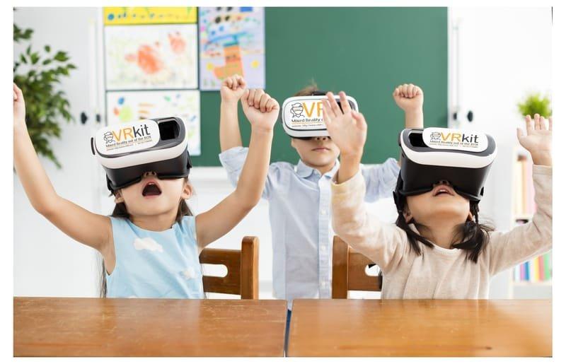 שילוב מציאות מדומה / רבודה בחינוך והדרכה