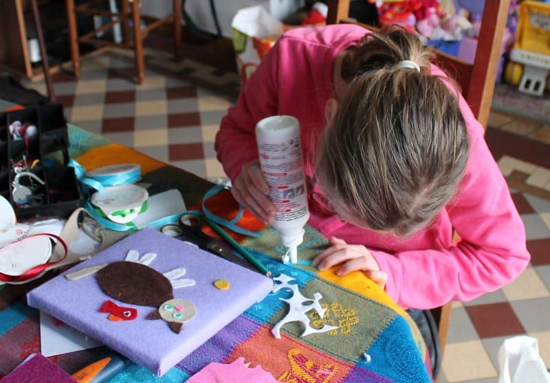 ATELIERS CREATIFS POUR ENFANTS