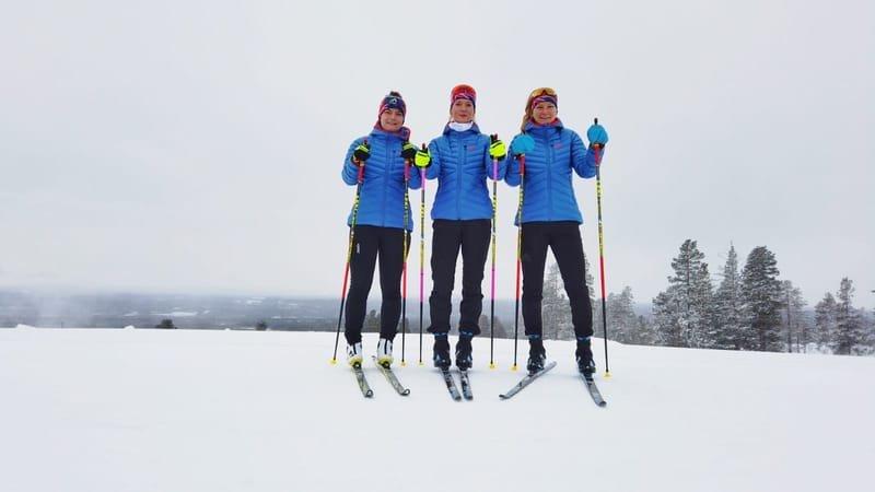 British Biathlon Training Camp Idre, Sweden 2019