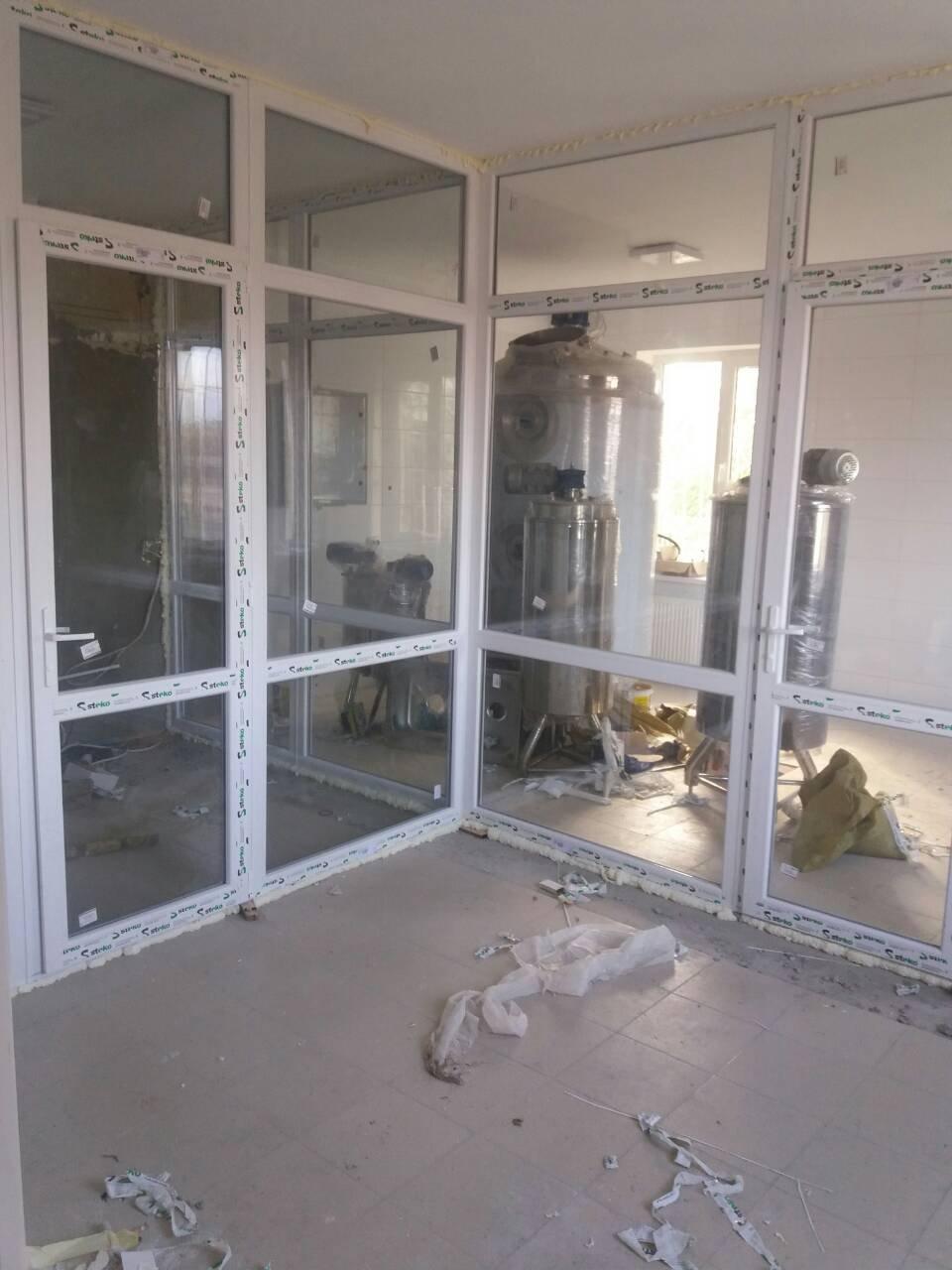 Fermentation facilities