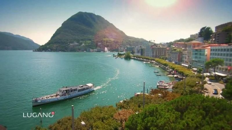 لوقانو سويسرا / Lugano Switzerland