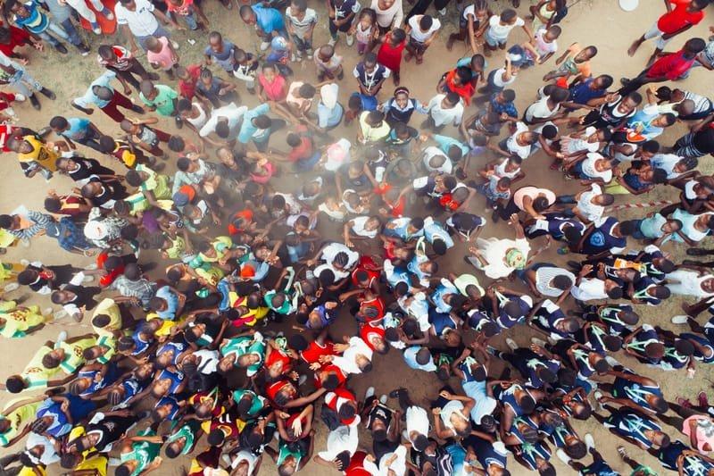 מערכת לספירת אנשים - ספירת קהל