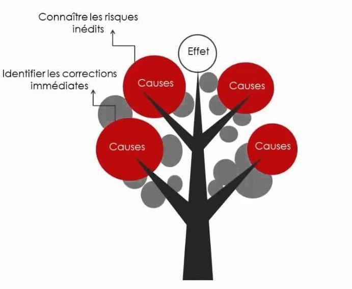Analyse des accidents du travail par la méthode de l'arbre ...