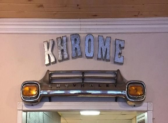 Khrome Grill