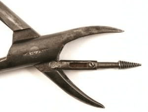 Civil War Era Dental Forceps