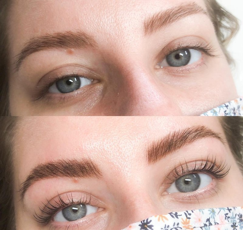 LASH LIFT/TINTS