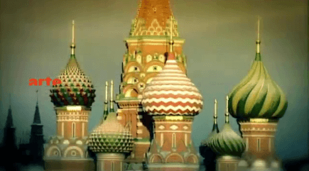 Bande annonce Russie Arte