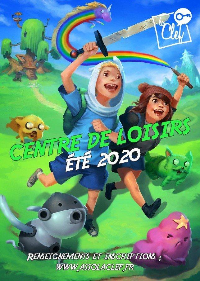 """Centre de Loisirs """"Eté 2020"""""""