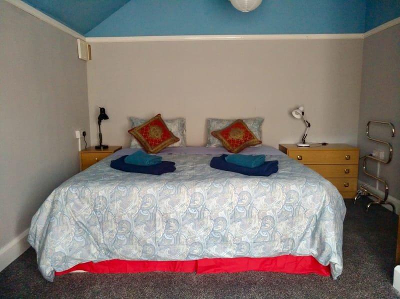 Bedroom of Suite 123
