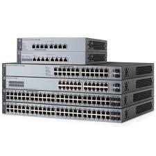 Listagem HP Switchs (em actualização)