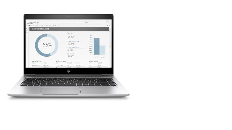 Listagem de computadores Portáteis HP