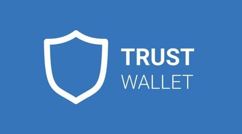 Trust wallet app