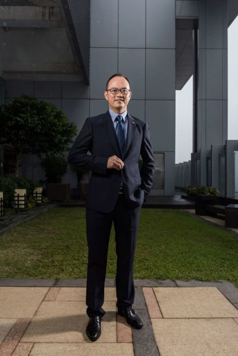 Mr. Yip Kam Cheong, Jeremy