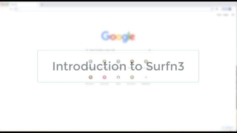 Introduction to Surfn3