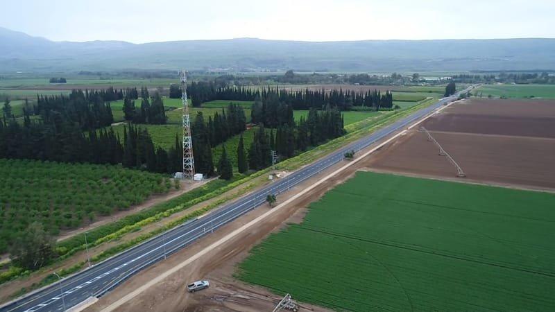 תכנון כביש 9779- נתיבי ישראל