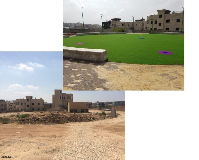 לפני ואחרי ביצוע הפרויקט