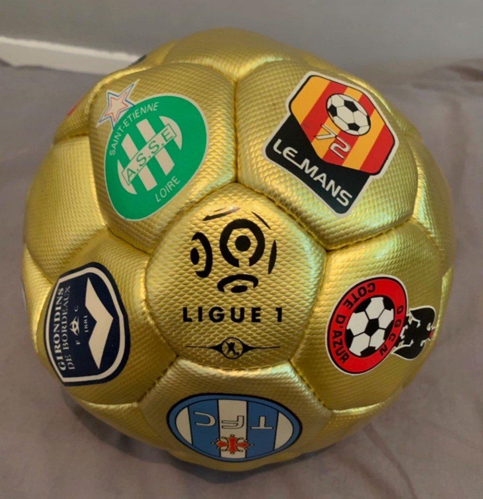Carte Panini ADRENALYN XL Ligue 1 2019-2020 KASPER DOLBERG OGC Nice