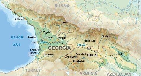 مناخ الاستثمار في جورجيا