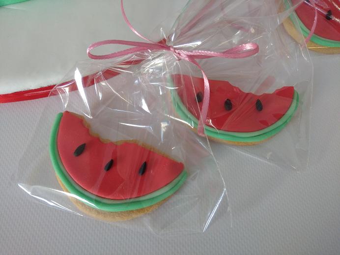 cookies μπισκότα γενεθλίων από ζαχαρόπαστα καρπούζι Ζαχαροπλαστειο καλαματα madame charlotte, birthday cakes kalamata