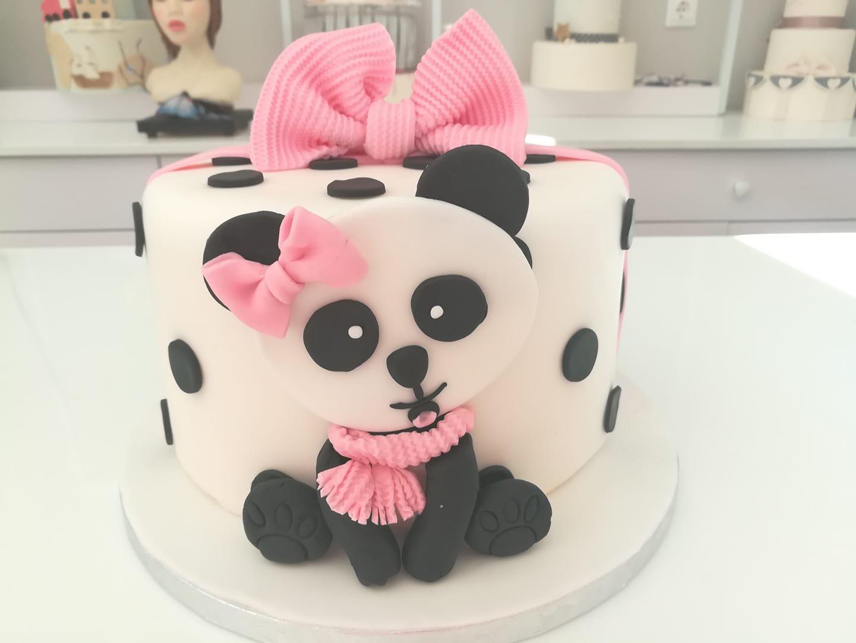 τούρτα από ζαχαρόπαστα panda ζώο ζούγκλας πάντα, Ζαχαροπλαστείο καλαμάτα madame charlotte, τούρτες γεννεθλίων γάμου βάπτησης παιδικές θεματικές birthday theme party cake 2d 3d confectionery patisserie kalamata