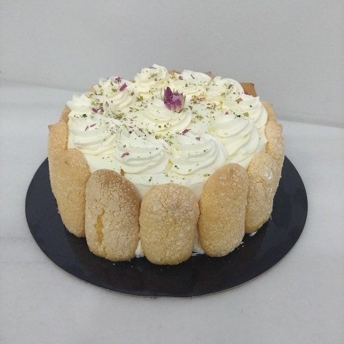 τούρτα σαρλότ μους λεμόνι, Ζαχαροπλαστεία καλαμάτας madame charlotte, φαρών 139, καλαματα, madamecharlotte.gr, confectionery patisserie kalamata