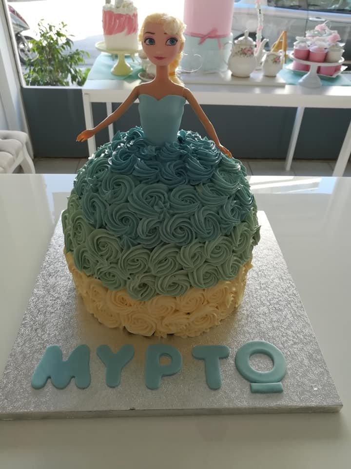 τούρτα από ζαχαρόπαστα frozen πριγκίπισσα, Ζαχαροπλαστεία στη καλαμάτα madame charlotte, τούρτες γεννεθλίων γάμου βάπτησης παιδικές θεματικές birthday theme party cake 2d 3d confectionery patisserie kalamata