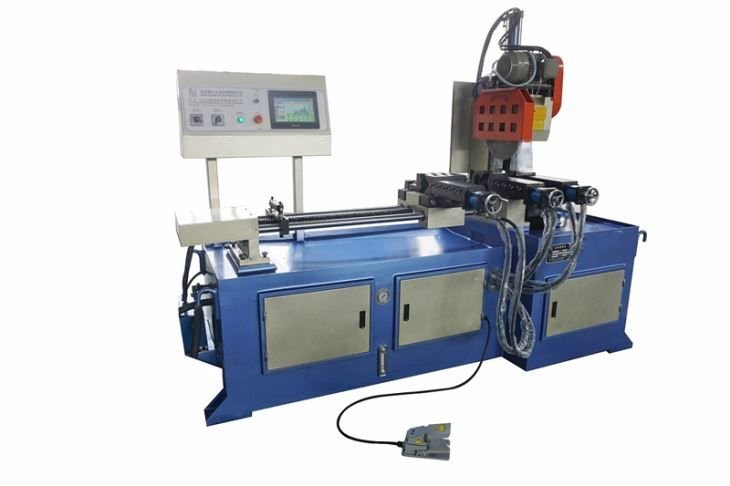 CNC Automatic Pipe Cutting Machine