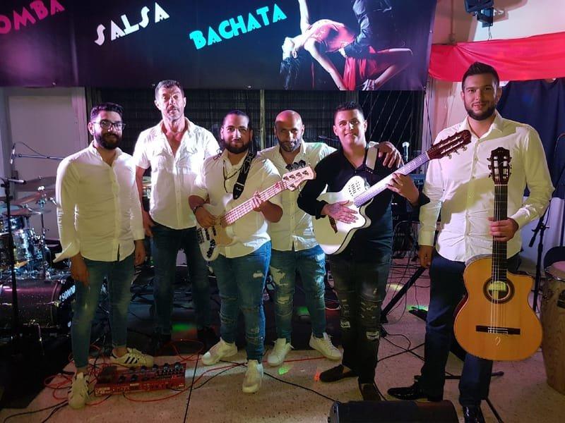 FLAMENCUBA quartet, quintetn sextet, Salsa( bachata/merengue,salsa) Gipsy ( rumba, flamenco)
